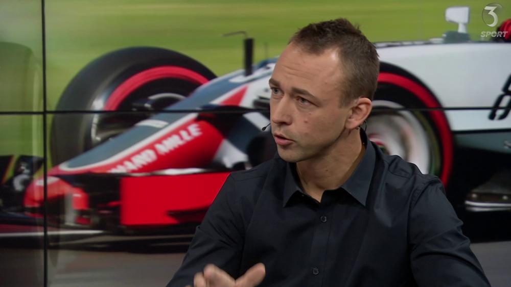 Formel 1 på TV3 sport